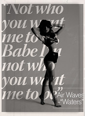 11.12.11_Waters (JordanBSach) Tags: art illustration typography photography grey design artwork model waves graphic air waters