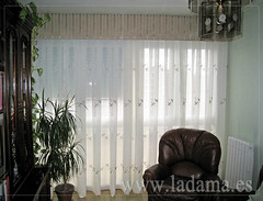 "Cortinas Clásicas con Bando • <a style=""font-size:0.8em;"" href=""http://www.flickr.com/photos/67662386@N08/6501347511/"" target=""_blank"">View on Flickr</a>"