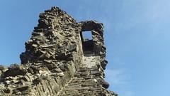 Castell Dinas Bran (tedesco57) Tags: uk loo castle berg wales north ruin ruine mound chute garderobe llangollen burg bran castell dinas gruffyddmaelorii madogapgruffyddmaelor