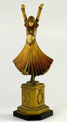 80. Chiparus Art Deco Statue