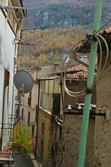 SAT (Vito D'Andrea) Tags: town satellite sat antenne cilento paese piaggine