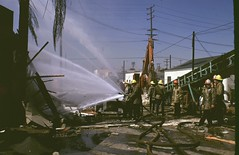 October 1972 Natural Gas Explosion FS 17 and 2
