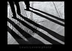 Pas à pas (Louis Lavoie Photo| fairedelabellephoto.com) Tags: noiretblanc lightroom colorefexpro nikssoftware canong11 louislavoiephoto silverefexpro2