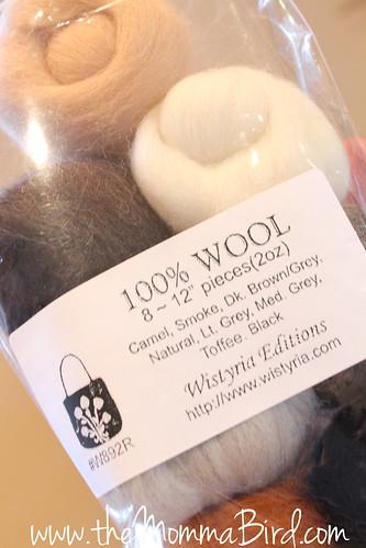 wool banner