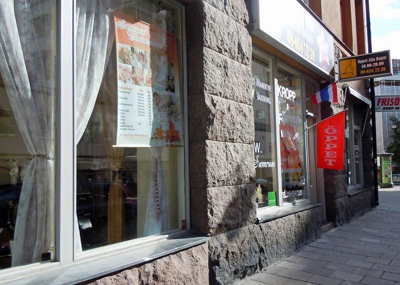 par massage ansiktsbehandling i Stockholm