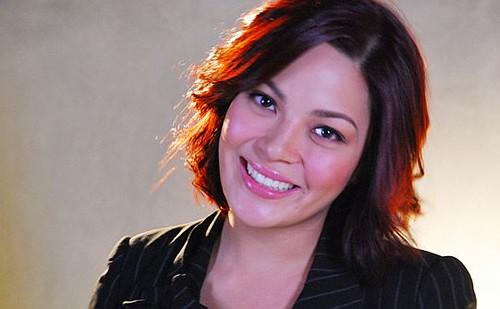 The X Factor Philippines host KC Concepcion