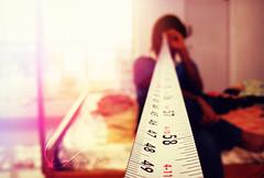 50cm shyness!