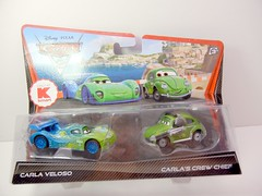 DISNEY CARS 2 KMART CREW CHIEF 2 PACK CARLA VELOSO'S CREW CHIEF (1) (jadafiend) Tags: scale kids toys model disney puzzle pixar remotecontrol collectors adults variation francesco launcher cars2 crewchief lightningmcqueen lewishamilton targetexclusive kmartexclusive collectandconnect raoulcaroule jeffgorvette johnlassetire carlomaserati piniontanaka carlavelosocrewchief mcqueenalive denisebeam meldorado pitcrewfillmore francescoscrewchief