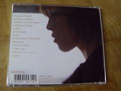 原裝絕版 2000年  知念里奈 Rina Chinen Passage ~Best Collection~ CD 港版 中古品 3