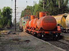 El año del cincuentenario (Domingo Kauak) Tags: chile railroad train tren breda railways teno efe gai ferrocarril e32 fepasa marelli