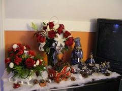 ** Des fleurs pour Clo ** (Impatience_1) Tags: christmas flower fleur gift present christmasdecoration christmasornament noël bouquetofflowers cadeau impatience mfcc 2011 coth supershot présent bej fantasticnature bouquetdefleurs saveearth anawesomeshot décorationdenoël flickraward flickrdiamond giftfrompatrice lovely~lovelyphoto coth5 blinkagain ornementdenoël noëlchezclo cadeaudechezpatrice
