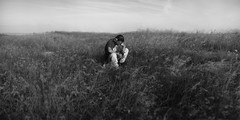 DSC_0060 (Nasey) Tags: portrait people blackandwhite bw panorama grass digital blackwhite nikon sitting stitch bokeh malaysia zul stitching nikkor dslr bnw terengganu kualaterengganu 50mmf14ais d80 nasey seberangtakir nasirali tjlens