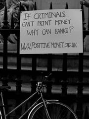 Money issues (JoyBDW) Tags: uk london st pauls occupy