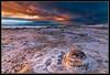 War of Gods (Friðþjófur M.) Tags: winter light sky snow cold color ice water colors clouds canon landscape frozen iceland stones tokina msm ísland steinar snjór vetur vatn ský uwa fjara wow1 wow2 wow3 wow4 ís litir greatphotographers 50d sólsetur wow5 wowhalloffame canon50d flickraward tokina116 flickraward5 mygearandme mygearandmepremium mygearandmebronze mygearandmesilver mygearandmegold mygearandmeplatinum mygearandmediamond tplringexcellence