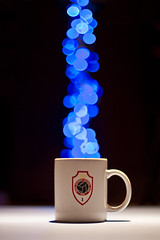 - 9/366 - [Explore] (Pieter D) Tags: christmas blue light cup coffee club de t lights football belgium bokeh soccer royal antwerp 365 van eddy chairman day9 stad 2012 rafc wauters 366 voorzitter ploeg project365 pieterd project366 mostly365 3662012 365the2012edition 09012012
