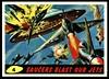 "Mars Attacks #4 ""Saucers Blast Our Jets"" (cigcardpix) Tags: mars vintage advertising comic graphic ephemera fantasy horror sciencefiction attacks reprint tradecards gumcards"