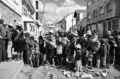 DSC_0703 (Oliver J Davis Photography (ollygringo)) Tags: poverty charity city travel people southamerica kid nikon bolivia imperialism indigenas sucre inequality campesinos colonialism d90 aidwork nikond90