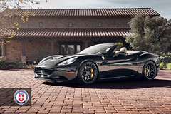 Ferrari California for HRE Wheels (1013MM) Tags: california car leather photography photo big nikon top wheels performance hard convertible automotive ferrari gran brake kit 28 gt turismo f28 v8 roadster stance hre p40 2470mm d700 1013mm canibeat