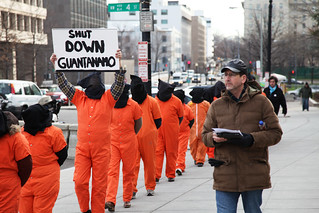 Witness Against Torture: March to the Court House