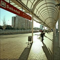 Sabadell (m@tr) Tags: barcelona espaa canon sigma sabadell canoneos400ddigital mtr sigma1020mmexdc marcovianna estacindesabadellcentro estacindeautobusescentrosabadell