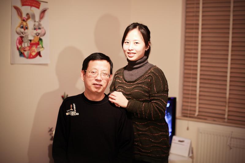 Chen Jie home dinner 038