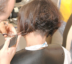 Women With Clippered Nape Haircuts http://flickrhivemind.net/Tags/nape,shaved/Interesting