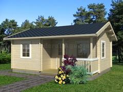 Casa de madera Tolono