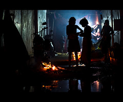 Bhogi Festival (Arun Titan) Tags: poverty road street travel india rain silhouette canon fire photography photo lowlight flickr village rainyday photos availablelight ambientlight streetphotography naturallight 7d roadside slum arun southindia canon50mm travelphotography chennairain arunkumar arunr povertyinindia canon7d marinabeachchennai mg9623 arun4884 aruntitan bhogiinchennai nambikkainagar nochikuppam nochikuppamchennaitamilnadu bhogifestival