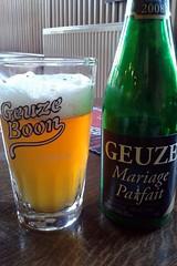 Boon mariage parfait (NOel Sissau) Tags: 365 boon mariage parfait fxcamera gueuze geuze lambic brouwerij brasserie brewery lembeek