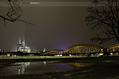 Colonia (SerYey_ ( Sergio Franco )) Tags: night catedral nocturna alemania kolm ramas