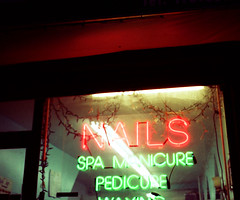 Get Nailed (carly_sioux) Tags: film brooklyn photography pointshoot ragazza picturesofyou paparazza carlysioux