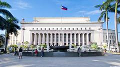 Post Office Building - Manila, Philippines (Kohji Iida) Tags: photography photo office nikon asia post metro south philippines picture east manila local folks kohji lawton iida d90