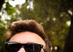 Steve (jeremy marshall) Tags: man tree guy sunglasses hair glasses