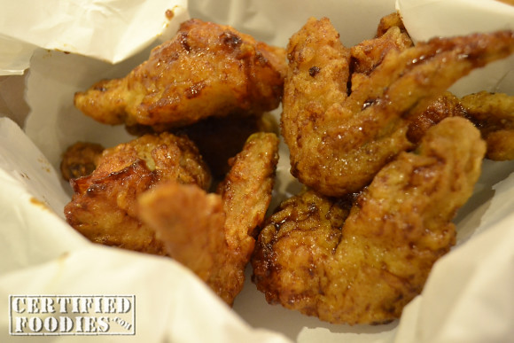 Our order of 6-piece 4Fingers Crispy Chicken - CertifiedFoodies.com