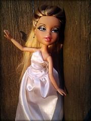 Elegant And Clean (Caboose) Tags: wood old white amber evans pretty dolls dress kylie ninja elegant unicorn sparkly epic extra poptart bratz bntm
