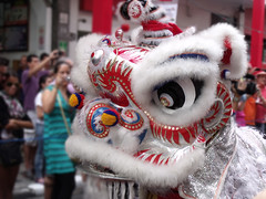 lion - Chinese Lunar new year (Nicky Dc) Tags: chinese newyear anonovochines
