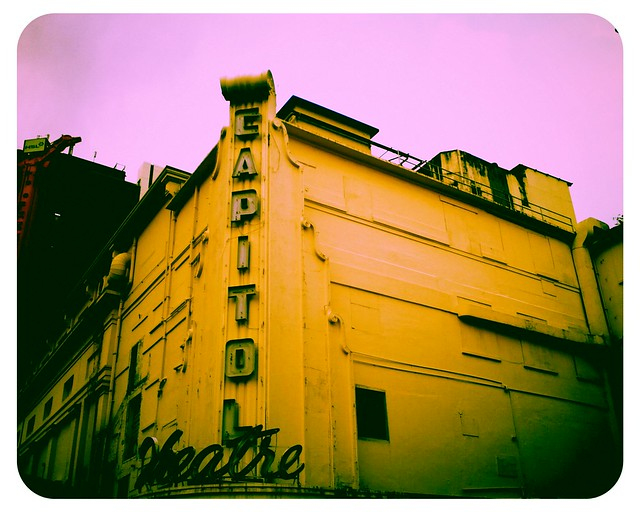 Day 27: The almost forgotten Capitol Theatre