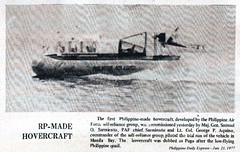 1977 0121 RP-Made Hovercraft (gorio_b22) Tags: 1977 hovercraft pugo philippinenavy armedforcesofthephilippines
