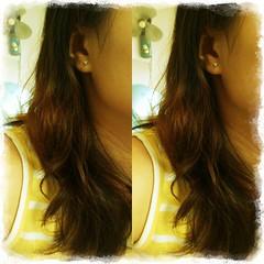 Like my hair