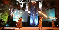 Accensione fiamma paralimpica (Filmmaster Events) Tags: costa nissan emotion fiat events production olympic turin msc telecom morricone cio fastweb kevents filmmaster filmmasterevents danceturin2006olympicgames