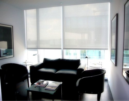 Affordable, Versatile Roller Shades