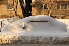 Snowcar (ionut iordache) Tags: snow car canon romania bucharest canonef2470mmf28lusm bucuresti canoneos50d canon50d