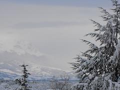 finestra sull'infinito (stefania_romani) Tags: gelo neve inverno freddo paesaggio