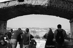 veduta (freedoog) Tags: city italy white black rome roma castle window monument angel canon river italian nikon italia photographer with view gray tiber arrow visual linna rooma      kaupunki   enkeli ikkuna musta    valokuvaaja  harmaa  nuoli monumentti valkoinen       visuaalisen tiberjoen