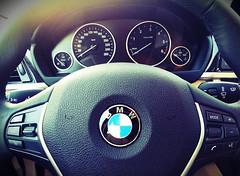 BMW Serie 3 (volante)