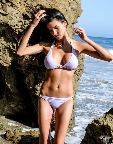 Out the bikini brunette gorgeous model think, you