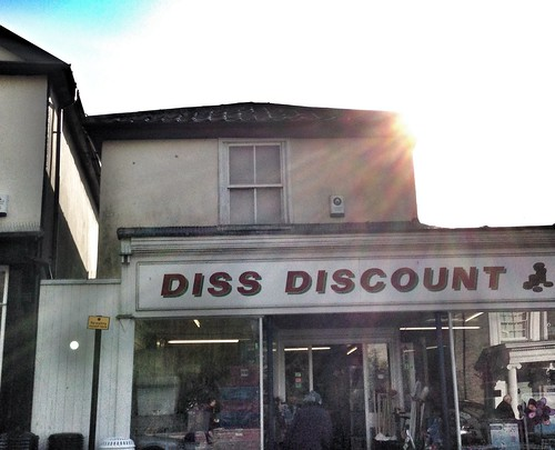 Diss Discounts