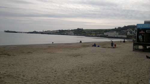 beach at Swanage #3