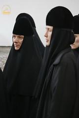 40. Paschal Prayer Service in Svyatogorsk / Пасхальный молебен в соборном храме г. Святогорска