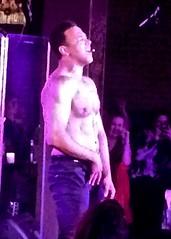 IMG_9212 (danimaniacs) Tags: show shirtless man hot sexy guy theater hunk actor stud devilwearsprada sebastianlacause